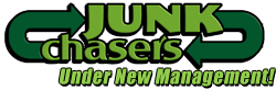 Dumpster Rental Services in London, Kitchener, Waterloo, Tillsonburg and Woodstock - JUNK Chasers